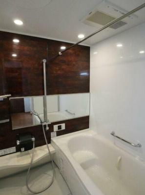 【浴室】北区滝野川4丁目住宅