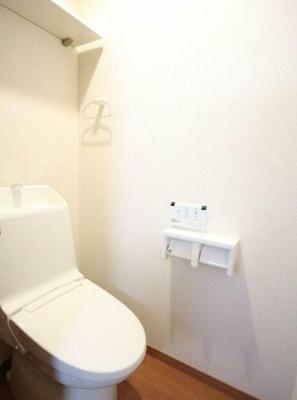 【トイレ】北区滝野川4丁目住宅