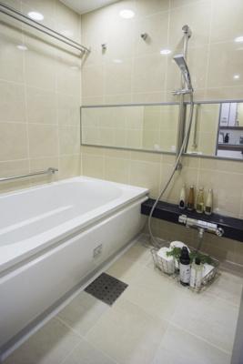 【浴室】富久クロスコンフォートタワー
