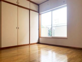 【寝室】平野西3丁目