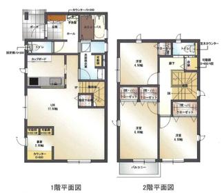 岐南町徳田 モデルハウス販売 新築建売家具付き・エアコン・照明付きの新築分譲2500万円! コロナの今を考えたお家です♪