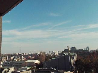 ※10階の眺望です【ドゥーエ茗荷谷】