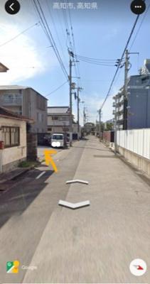 入明町(岡村病院裏:和田Ⅱ)パーキング