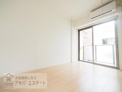 【居間・リビング】エマーレ日本橋富沢町