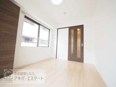 【洋室】エマーレ日本橋富沢町