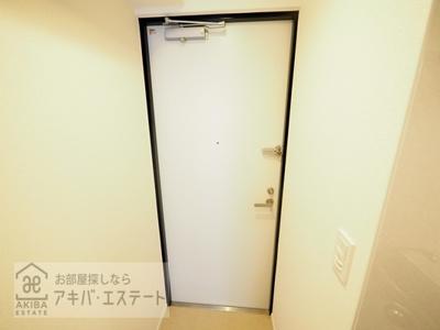 【玄関】エマーレ日本橋富沢町