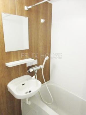 【浴室】フェリーチェ練馬B