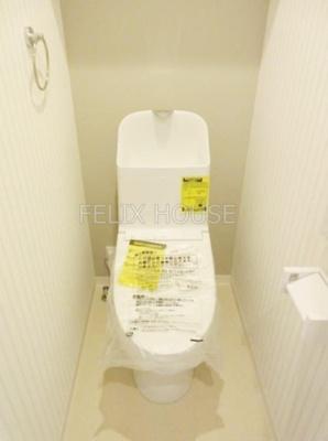【トイレ】フェリーチェ練馬B