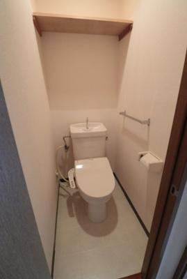 【トイレ】グランシャリオ大宮
