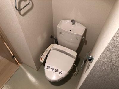 【トイレ】エスティメゾン浅草駒形
