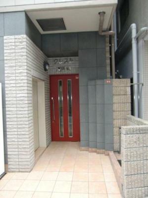 【エントランス】クレスト高円寺