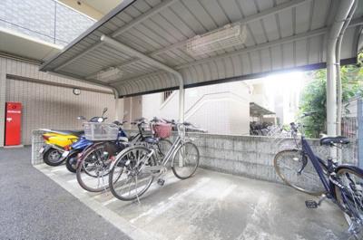 【駐輪場】プログハウス浦和常盤