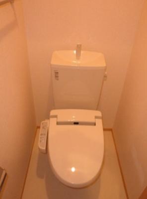 【トイレ】メープル・シャンテ