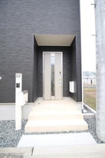【玄関】富士市岩本第13 新築戸建 全1棟 (1号棟)