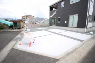 【駐車場】富士市岩本第13 新築戸建 全1棟 (1号棟)