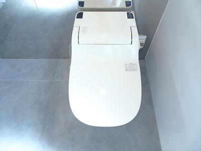 【トイレ】HANEGI G-HOUSE