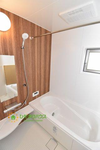 【浴室】桶川市末広3丁目 新築一戸建て 01