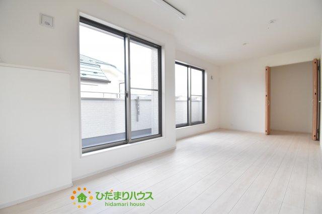 【寝室】桶川市末広3丁目 新築一戸建て 01