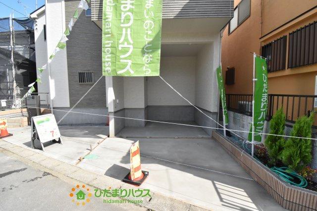 【駐車場】桶川市末広3丁目 新築一戸建て 01