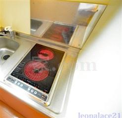 【キッチン】レオパレスK&H(41985-105)
