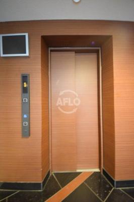 セレニテ上町台 エレベーター