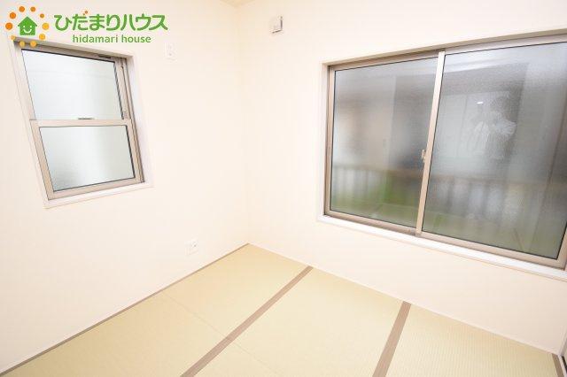 【和室】伊奈町本町 第2 新築一戸建て リーブルガーデン 01