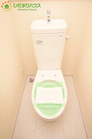 【トイレ】伊奈町本町 第2 新築一戸建て リーブルガーデン 01