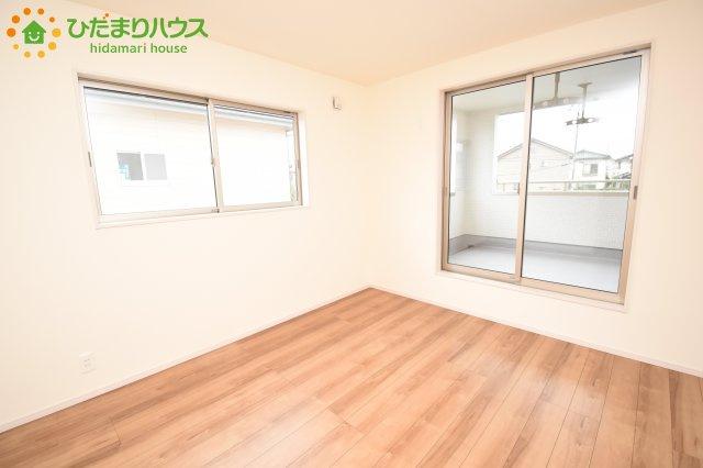 【寝室】伊奈町本町 第2 新築一戸建て リーブルガーデン 01