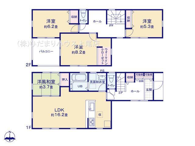 伊奈町本町 第2 新築一戸建て リーブルガーデン 01