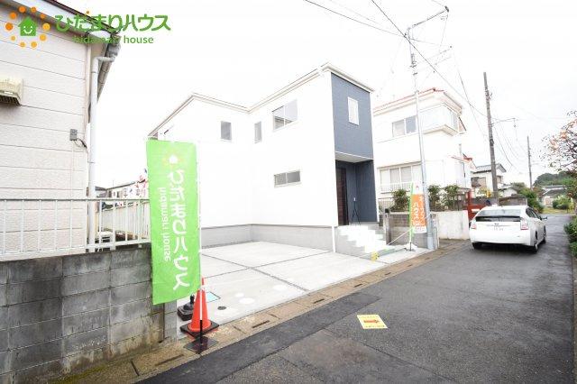 【外観】伊奈町本町 第2 新築一戸建て リーブルガーデン 01