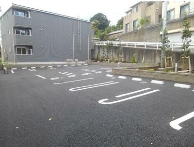 【駐車場】ティータウン3