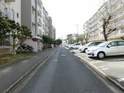 【駐車場】野間台住宅9棟