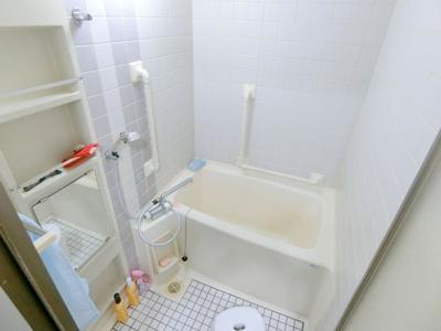 【浴室】エンゼルハイム大橋