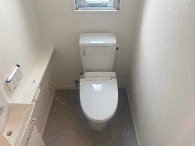 【トイレ】クレール三軒茶屋