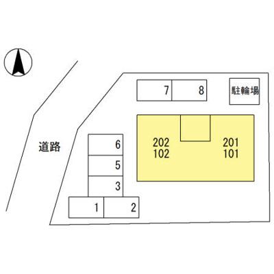 【区画図】マーブル土佐