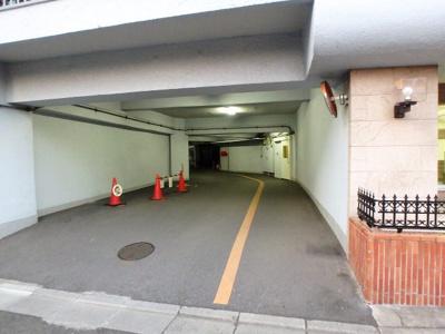 【駐車場】川口ハイツ