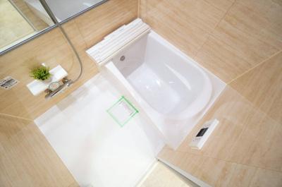 【浴室】川口ハイツ