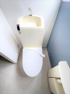 【トイレ】山中ハイツB棟