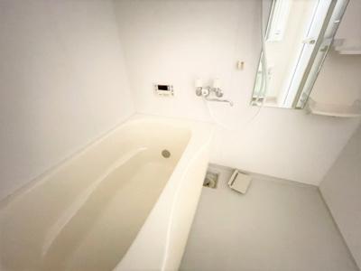 【浴室】山中ハイツB棟