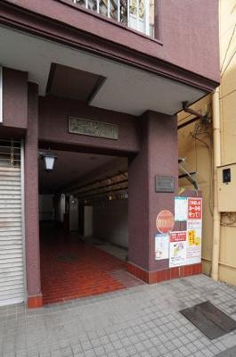 【エントランス】キャニオンマンション第3川口