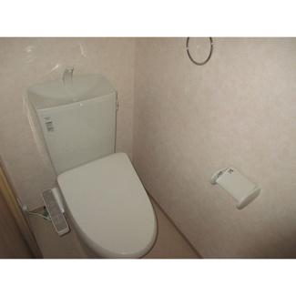 【トイレ】フルールクリビア