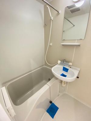 【浴室】プラナス白楽
