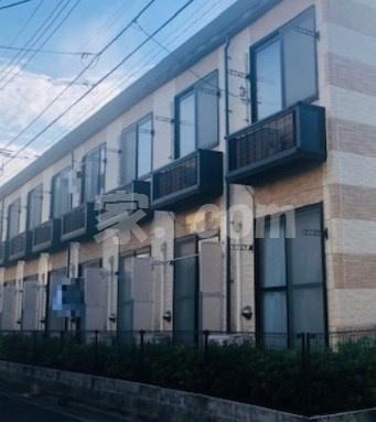 【バルコニー】レオパレスSir House (24780-101)