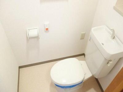 【トイレ】コーポレート上戸田