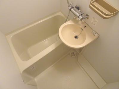 【浴室】クレア―ル永福