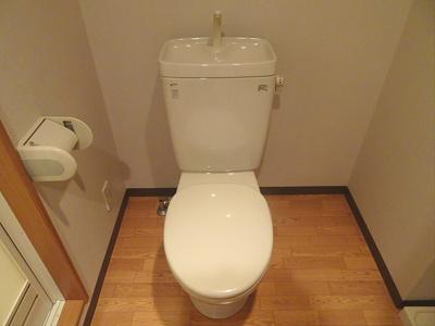 【トイレ】クレア―ル永福