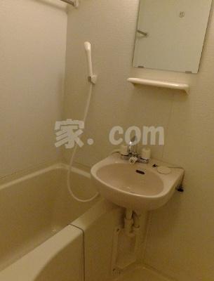 【浴室】レオパレスRUHEN HEIM(37211-105)