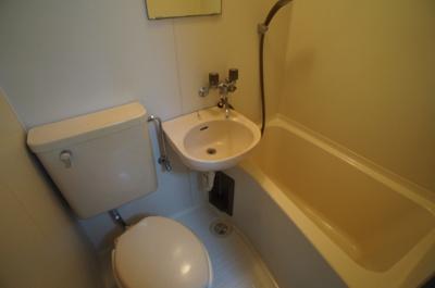 【浴室】ハイツチヨヤ