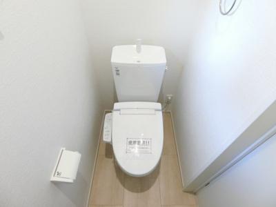 【トイレ】我孫子市天王台5期 全2棟 ケイアイテラス
