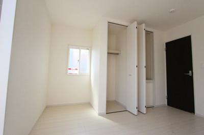 たっぷりとした収納スペースです:建物完成しました♪毎週末オープンハウス開催♪八潮新築ナビで♪